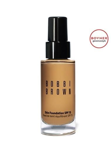 Bobbi Brown Skin Foundation Spf15 Kadın Fondöten 30 Ml Renksiz